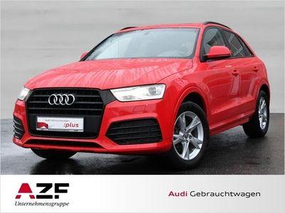 gebraucht Audi Q3 Sport 2.0 TDI S-tronic sport+Navi+Xenon+Panorama