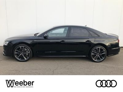 gebraucht Audi S8 plus 4.0 TFSI quattro NP162 HeadUp StHz Navi