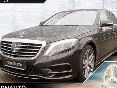 gebraucht Mercedes S350 d 4M AMG Automatik Panoramadach COMAND ILS