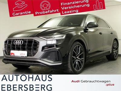gebraucht Audi Q8 S line 50 TDI S line sport ExtP select LM22