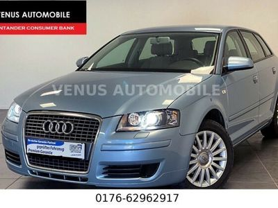 gebraucht Audi A3 Sportback 1.6 BENZIN/LPG XENON,NAVI.A als Limousine in Bremen