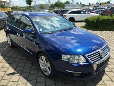 käytetty VW Passat Variant V6 FSI Highline 4Motion Navi Xeno
