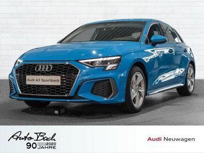 gebraucht Audi A3 Sportback S line 35 TFSI 110(150) kW(PS) Scha