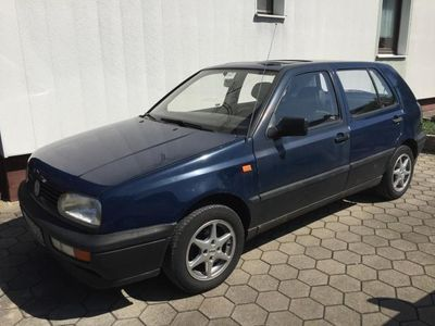 used VW Golf 1.6 CL Europe