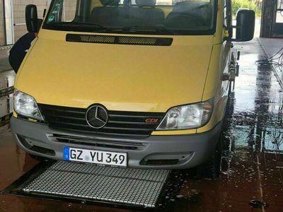 gebraucht Mercedes 316 CDI Abschleppwagen
