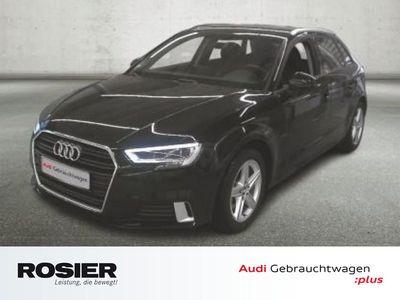 gebraucht Audi A3 Sportback 35 TFSI sport S tronic Navi LED Vir