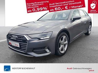 gebraucht Audi A6 Avant 50 TDI quattro S tronic sport Businesspaket MMI+ Leder