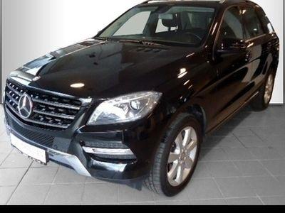 używany Mercedes ML250 BT 4M LED+AHK+Navi+PDC