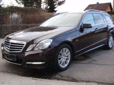 gebraucht Mercedes E300 E-Klasse T-ModellCDI BlueEfficiency
