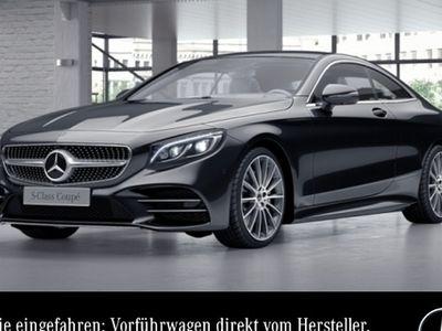 gebraucht Mercedes S560 Cp. 4M AMG 360° Airmat Burmester Distr. HUD