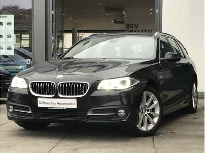 second-hand BMW 520 d xDrive Touring