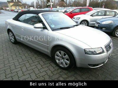 gebraucht Audi A4 Cabriolet 3.0*LEDER*NAVI*XENON*PDC*SITZH.*