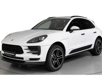 gebraucht Porsche Macan LED Bose Sitzh. Kamera ParkAss. Spurw. 20''