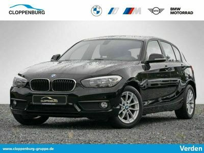 gebraucht BMW 116 i 5-Türer Advantage Tempomat USB Shz PDC