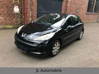 gebraucht Peugeot 207 Tendance//KLIMA//AHK//