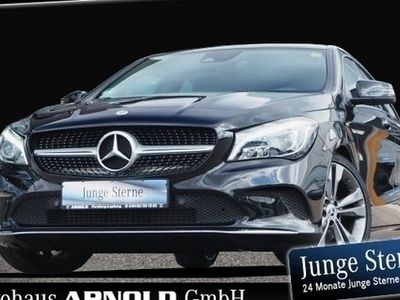 gebraucht Mercedes CLA220 CLA 220d Urban LED Navi Sitzh. KeylessGo/Klima