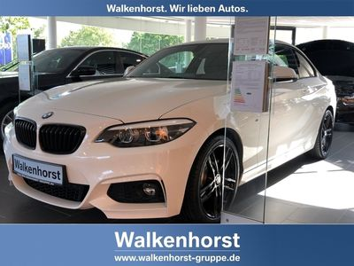 gebraucht BMW 230 i 399,-/0Anz. M-Sport Coupe LED Navi Prof. Hi-Fi