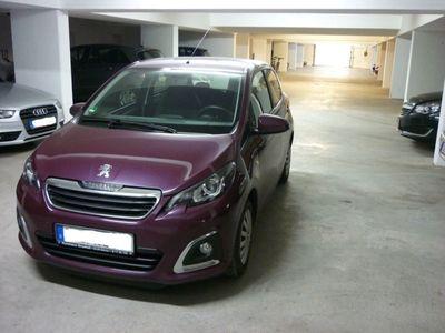 gebraucht Peugeot 108 1.2 VTi Allure