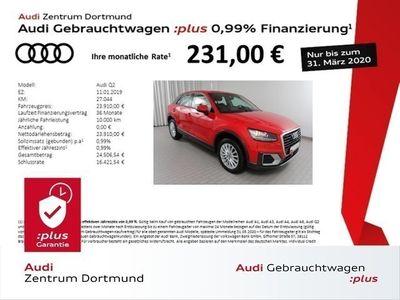gebraucht Audi Q2 design 30TDI Navi+/Leder/VC Navi Kamera PDC LM