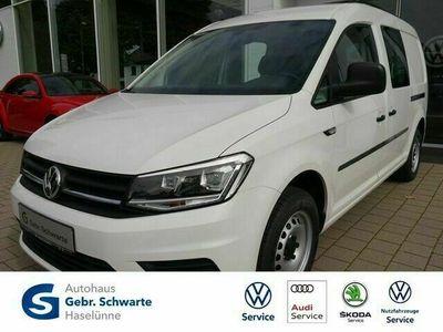 gebraucht VW Caddy Maxi 2.0 TDI Maxi AHK+NAVI+GRA+KAMERA