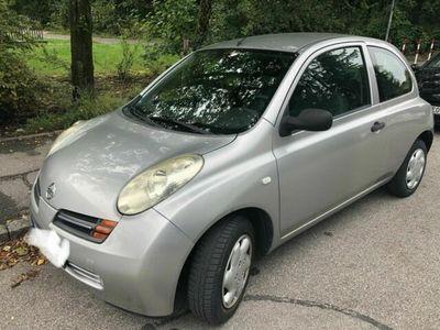 gebraucht Nissan Micra TÜV 12/2021