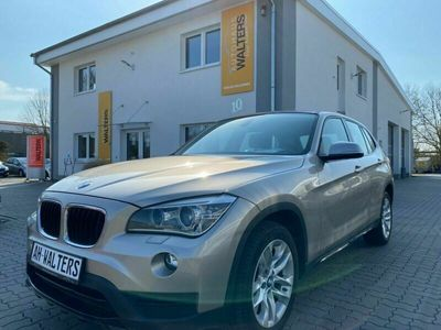 gebraucht BMW X1 BaureihesDrive 18d = Automatik - Bi-Xenon =
