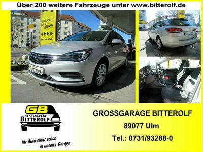 gebraucht Opel Astra 1.6 D ST Aut EU6 Navi/Bluetooth/PDC/Temp