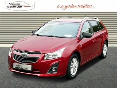 gebraucht Chevrolet Cruze 1.7TD Klimaautomatik,Navi,Rückfahrkamera als Kombi in Wilkau-Haßlau