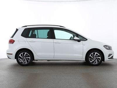 gebraucht VW Golf Sportsvan JOIN 1.0 TSI BMT | NAVI schwarz
