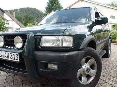 gebraucht Opel Frontera 3.2 Limited, AHK, HU & AU NEU