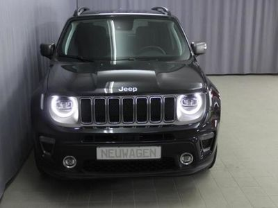 gebraucht Jeep Renegade Limited 1.0l T-GDI UVP 29.440 E...