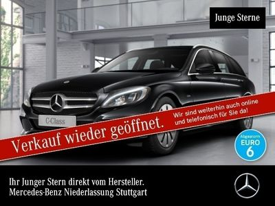 gebraucht Mercedes C350e T Avantgarde Airmat LED Kamera Navi PTS