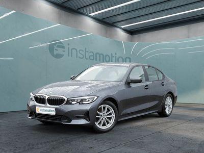 gebraucht BMW 320 320 dA Advantage STANDHZ+NAVI+LED+H/K