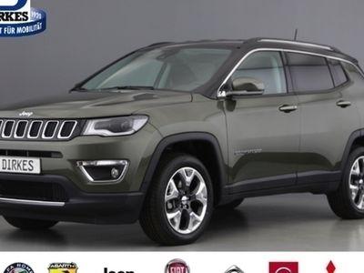 gebraucht Jeep Compass Limited 1.4 MultiAir MY18 NAVI XENON ACC