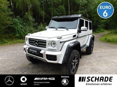 gebraucht Mercedes G500 4x4² Exklusiv-Paket*Comand*NP: 231693,00€*