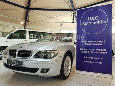 used BMW 750 i V8 367PS/ACC/19ZOLL/SITZKLIMA/SCHECKHEFT