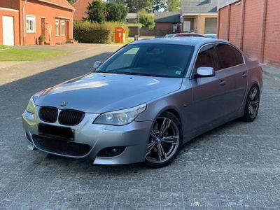 gebraucht BMW 545 i LPG Gasanlage Sportpacket 19 Zoll ALU