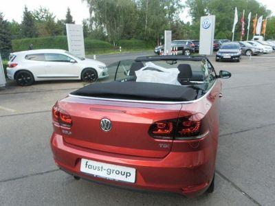 gebraucht VW Golf Cabriolet VI CUP AHK GRA ParkPilot