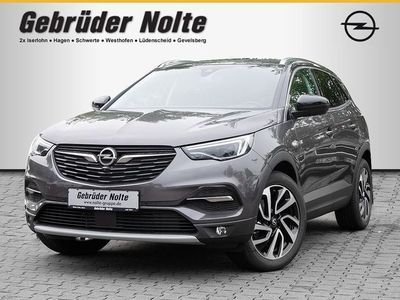 gebraucht Opel Grandland X 1.2 Turbo Ultimate KAMERA NAVI LED