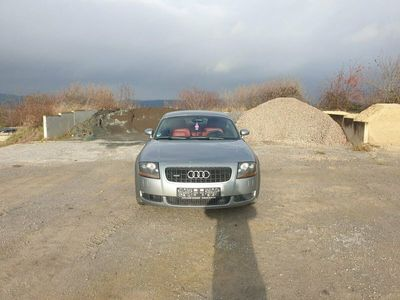 gebraucht Audi TT 1,8l Turbo 5V Quattro