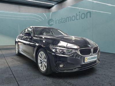 gebraucht BMW 418 Gran Coupé 418 d Advantage Navi