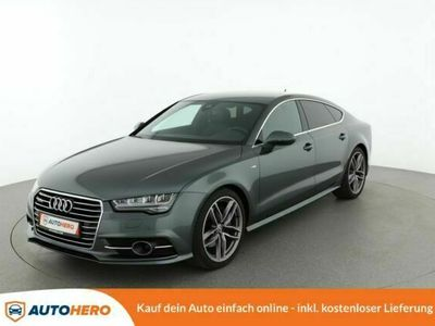 gebraucht Audi A7 3.0 V6 TDI quattro Aut*S line*LED*BOSE*AHK*