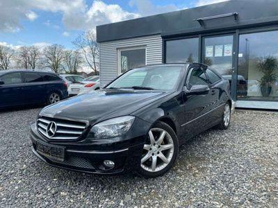 gebraucht Mercedes 180 CLC -KlasseKompressor/Sportpaket/Teilleder/