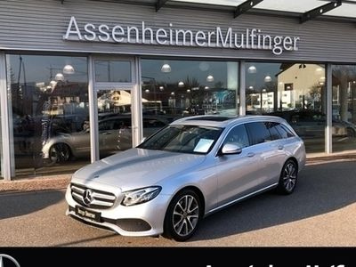 gebraucht Mercedes E300 T Avantgarde **COMAND/SHD/Distr/Standhz