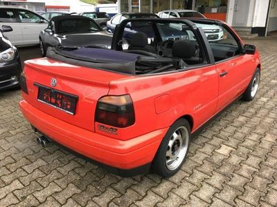 gebraucht VW Golf Cabriolet III Joker el. Dach, ATS-Alu