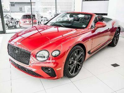 gebraucht Bentley Continental NEW GTC V8