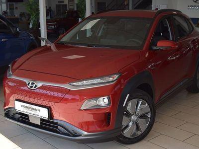 gebraucht Hyundai Kona EV Style BAFA-LEDER-SMARTKEY-NAVI-VOLL LED-
