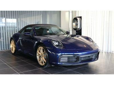 gebraucht Porsche 911 Carrera 4 Cabriolet Matrix-LED BOSE uvm