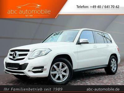 gebraucht Mercedes GLK220 CDI BE Automatik Klima