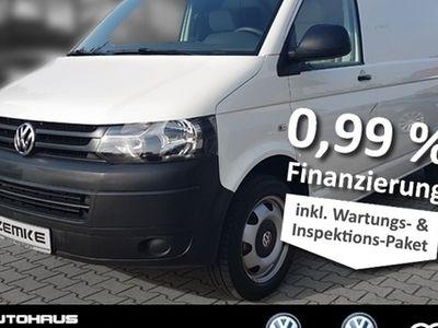 gebraucht VW T5 Kasten 2,0 BiTDI LR +Elektrik-Paket 1